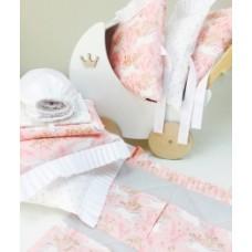 Сколько нужно ткани для бортиков?