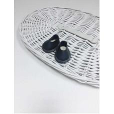 Ботиночки для кукол цвет серый 5.5 см