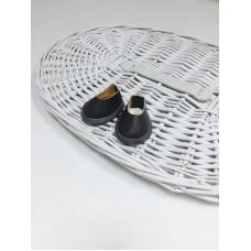 Ботиночки для кукол цвет серо-коричневый 5.5 см