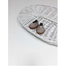 Ботиночки для кукол цвет светло-коричневый 5.5см
