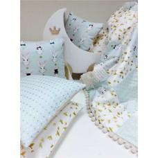 Комплект детского текстиля в кроватку