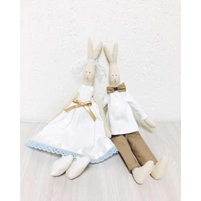 Свадебная пара Honey Bunny