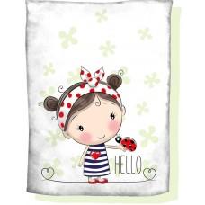 Панель для одеяла 100*135 Мими, Польша Premium