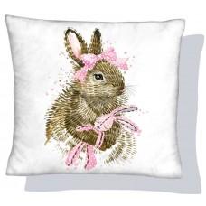 Панель для бортиков, подушек 40*40 Bunny, Польша Premium